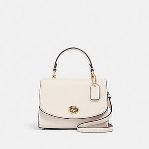 Coach micro tilly top handle